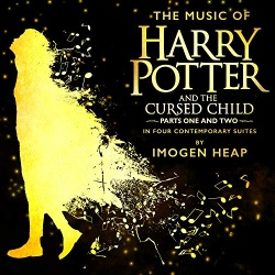 The Music of Harry Potter and the Cursed Child, Parts One and Two in Four Contemporary Suites