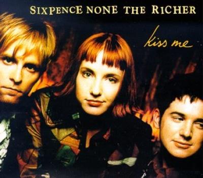 Kiss Me [US CD5/Cassette Single]