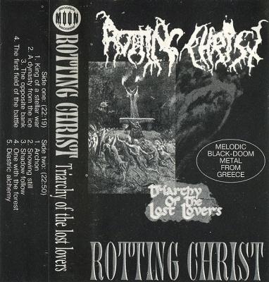 rotting christ album discography allmusic