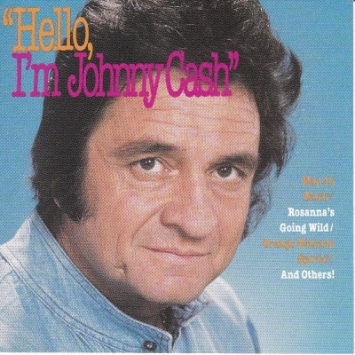 Hello, I'm Johnny Cash [Sony Special Products]