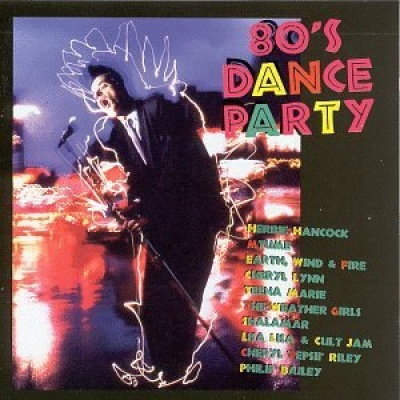 80's Dance Party [Sony]