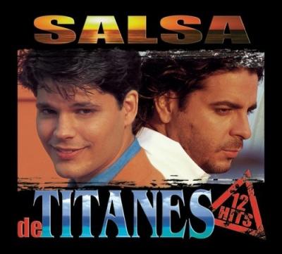 Salsa Titanica: 12 Hits