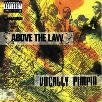 Vocally Pimpin' EP