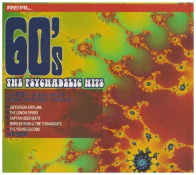 Real 60's: The Psychedelic Hits