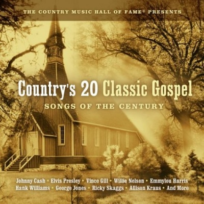 Country's 20 Classic Gospel: Songs of the Century