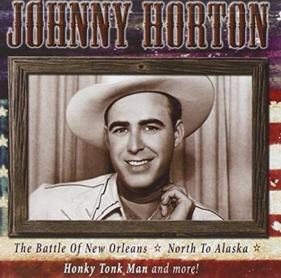 The Johnny Horton Legend