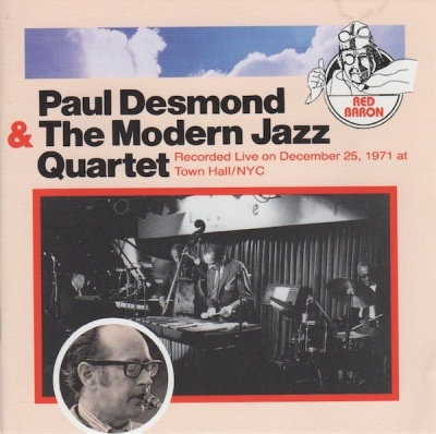 Paul Desmond & Modern Jazz Quartet