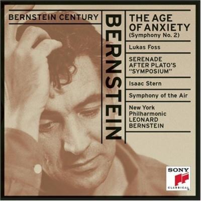 Bernstein: Symphony No. 2; Serenade after Plato's Symposium