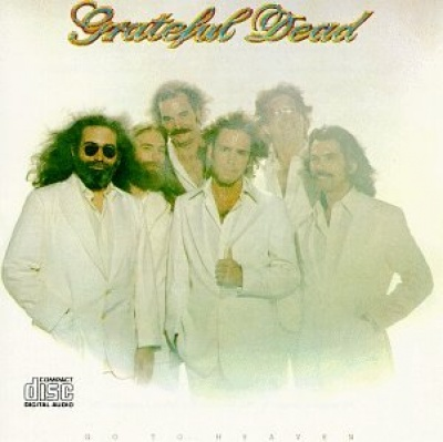 grateful dead smiling on a cloudy day allmusic