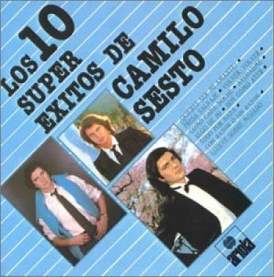 10 Super Exitos de Camilo Sesto