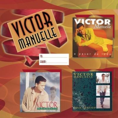 Victor Manuelle [Box Set]