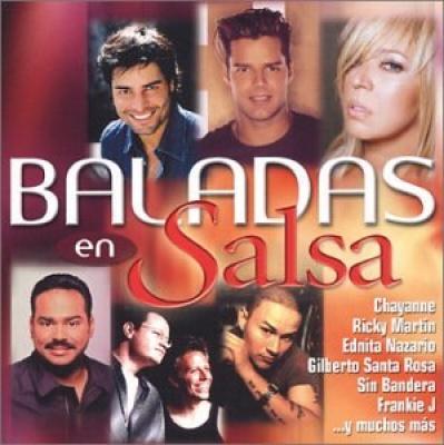 Baladas en Salsa [Sony International]