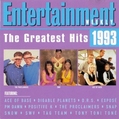 Entertainment Weekly: The Greatest Hits 1993
