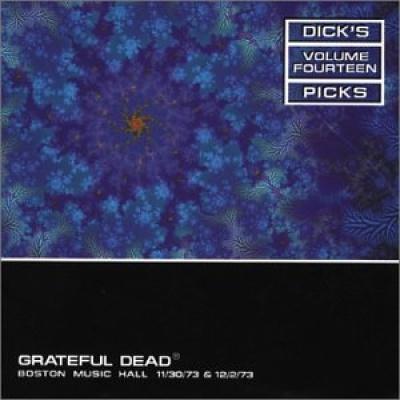 Dick's Picks, Vol. 14: Boston Music Hall 11/30/73 & 12/2/73
