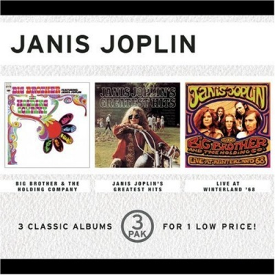 Big Brother & the Holding Company/Janis Joplin's Greatest Hits/Live at Winterland '68