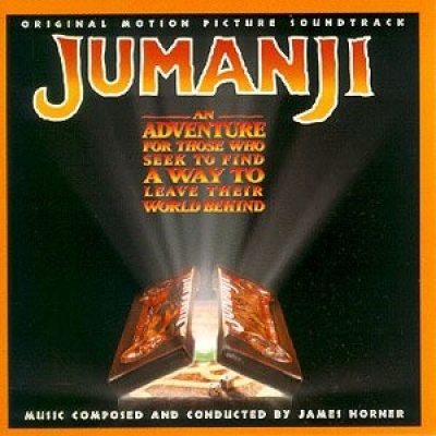 Jumanji - James Horner | Songs, Reviews, Credits | AllMusic
