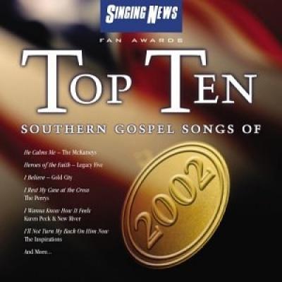 Top Ten Southern Gospel Songs of 2002