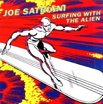 Surfing with the Alien - Joe Satriani | Songs, Reviews, Credits