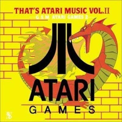 Game Sound Legend Series: That's Atari Music, Vol. 2