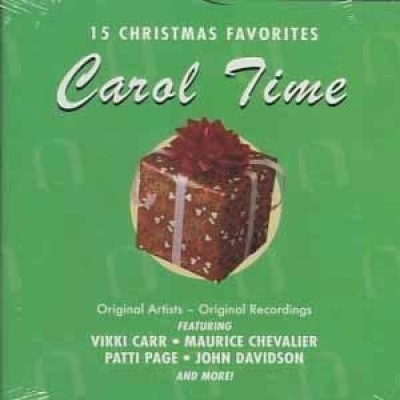 15 Christmas Favorites: Carol Time [Sony Special Products]