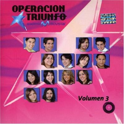 Operación Triunfo: Academia Movistar, Vol. 3