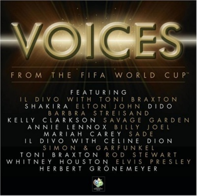 Voices from the FIFA World Cup [Sony]
