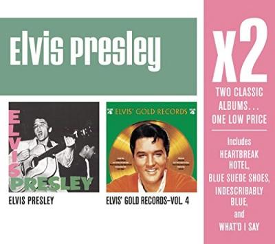 Elvis Presley/Elvis' Gold Records, Vol. 4