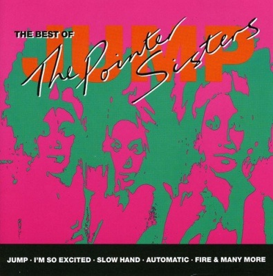 The Best of the Pointer Sisters [BMG]