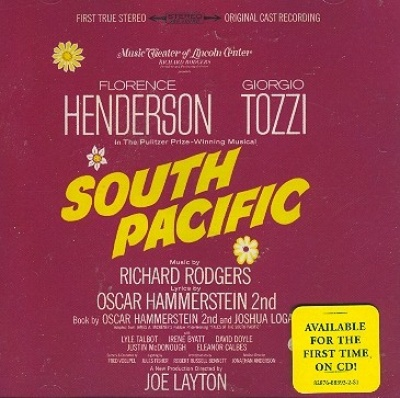 South Pacific [Music Theater of Lincoln Center Recording]