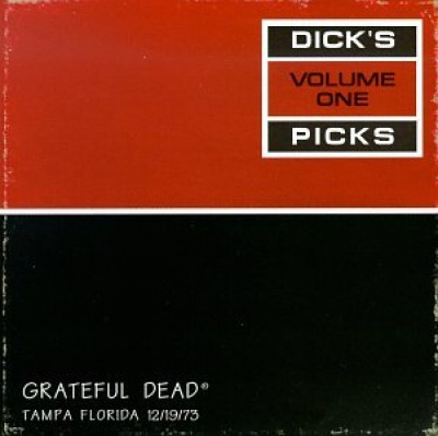 Dick's Picks, Vol. 1: Tampa, FL 12/19/1973