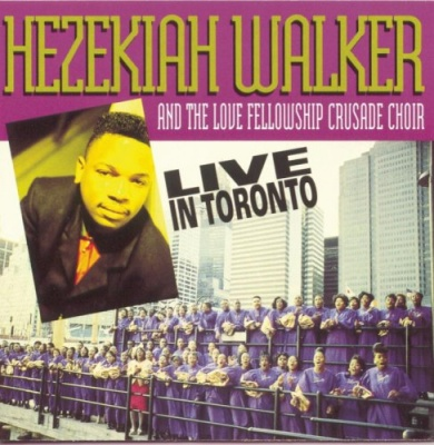 Hezekiah Walker   Album Discography   AllMusic