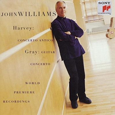 Harvey: Concerto Antico; Gray: Guitar Concerto