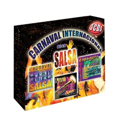 Carnaval Internacional De La Salsa [Box]