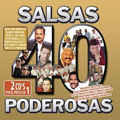 40 Salsas Poderosas