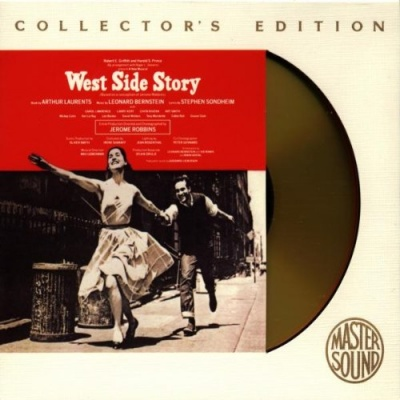 West Side Story [Original Broadway Cast Recording]