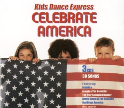 Kid's Dance Express: Celebrate America