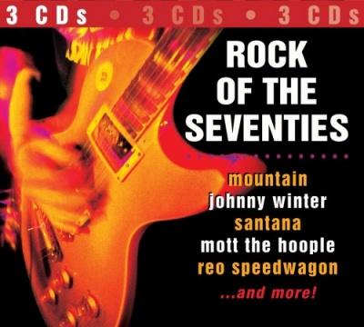 Rock of the Seventies [Sbme]