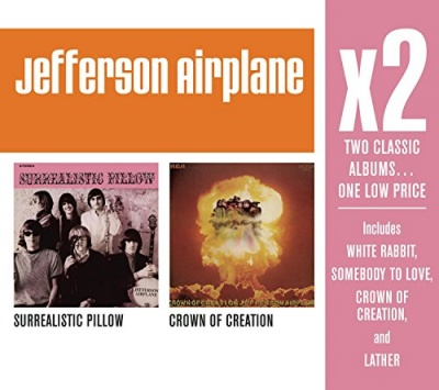 Surrealistic Pillow/Crown of Creation
