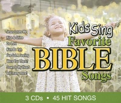 Kids Sing Favorite Bible Songs