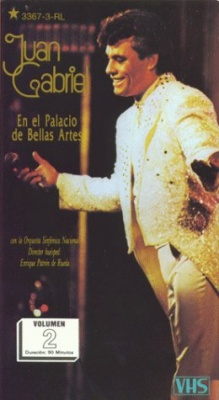 Juan Gabriel - En el Palacio de Bellas Artes, Vol. 2