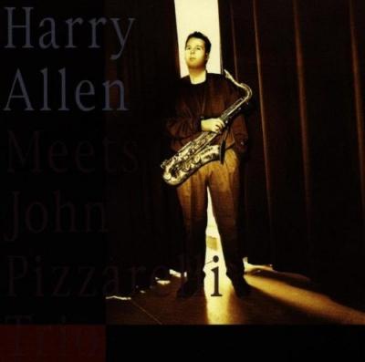 Harry Allen Meets the John Pizzarelli Trio