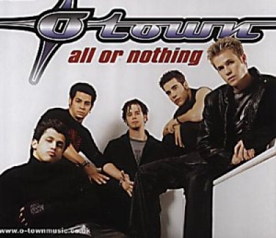 All or Nothing [US CD5/Cassette]