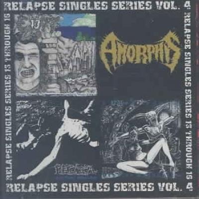 Relapse Singles Series, Vol. 4