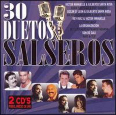 30 Duetos Salseros