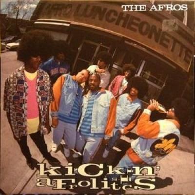 Kickin' Afrolistics [Vinyl Single]