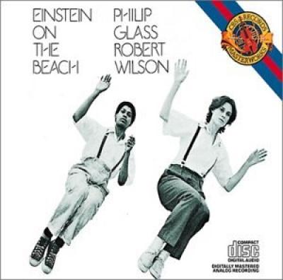 Philip Glass: Einstein on the Beach [1978 recording]