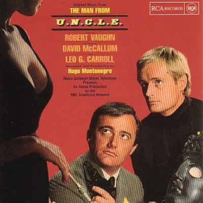 """Original Music from """"The Man from U.N.C.L.E."""""""