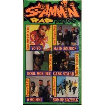 Slammin' Rap Video Magazine, Vol. 4