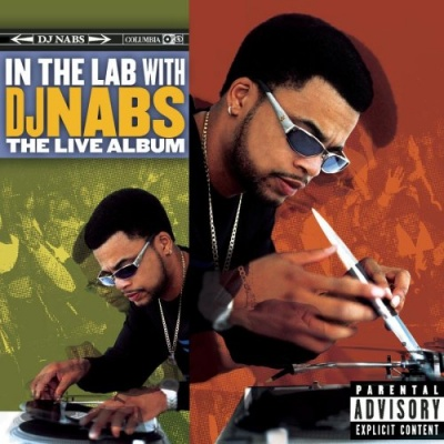 In the Lab with DJ Nabs - The Live Album