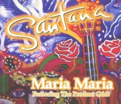 Maria Maria [CD5/Cassette Single]